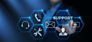 IT support graphics
